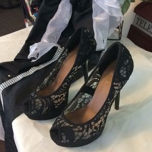 Heels from Mix #6 size 7 !